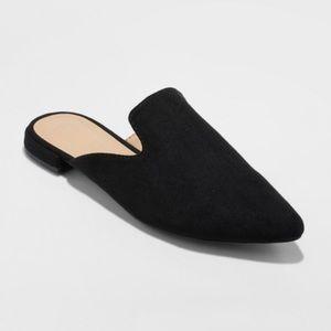 Black mules 🖤